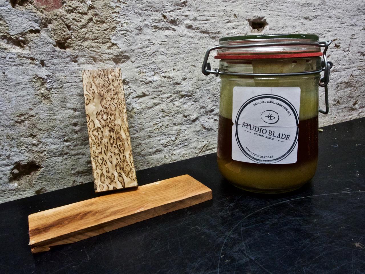Beeswax Wood Finish Recipe Studio Blade