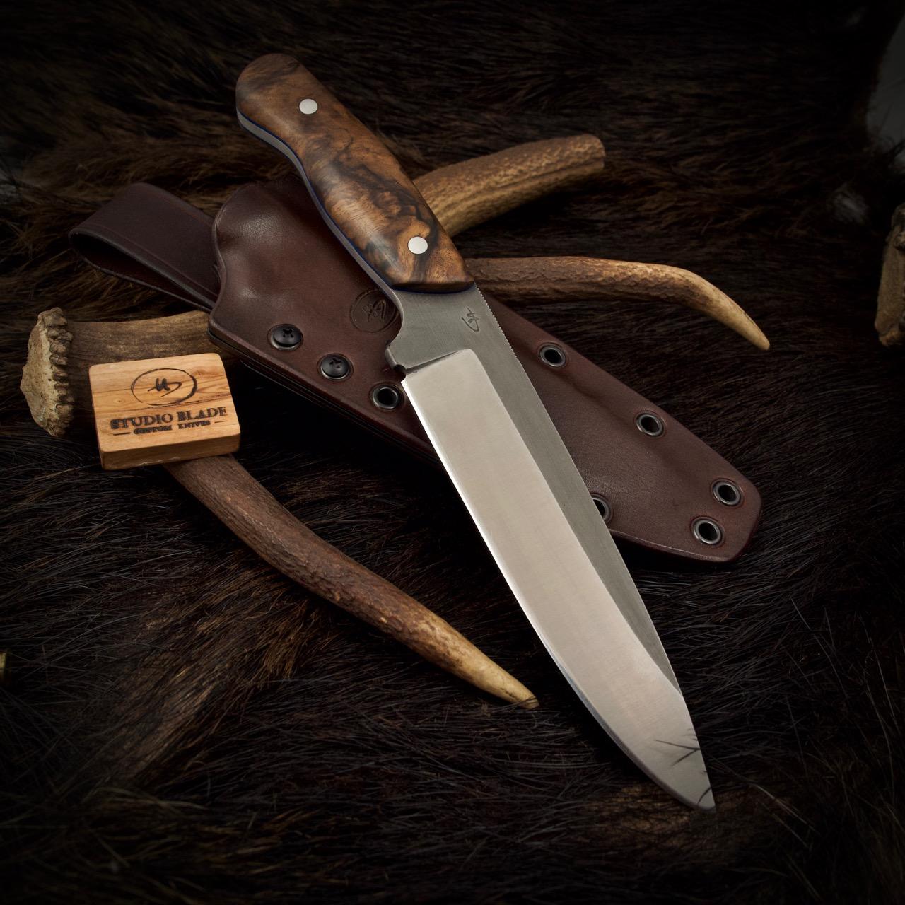 Studio Blade Wild Boar Hunter Custom Knife