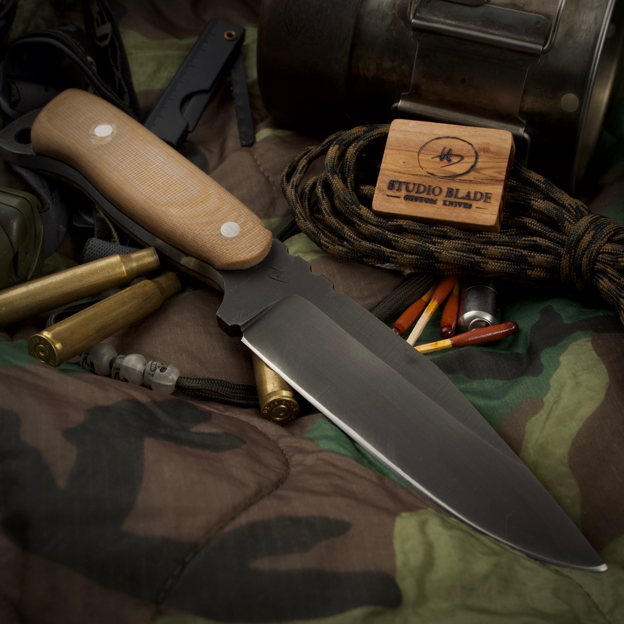 S.E.R.E. instructor prototype knife
