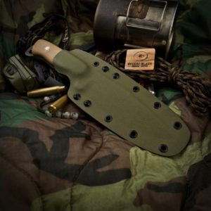 S.E.R.E. instructor prototype knife