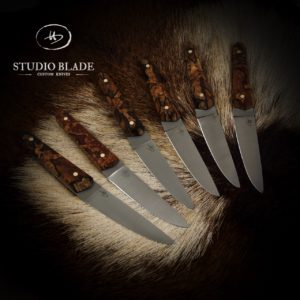 Studio Blade custom knife