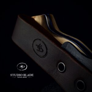 Studio Blade custom knives