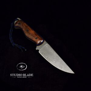 Studio Blade Adventurer knife Turkish Walnut