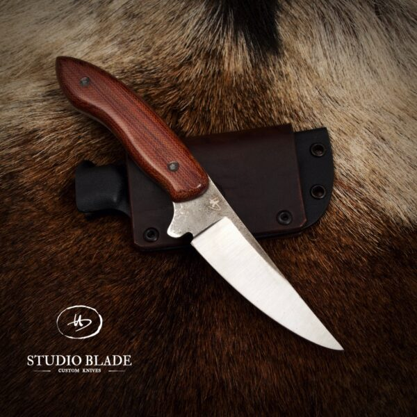 Studio Blade hunting knife